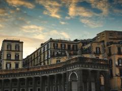 Piazza Plebiscito, Naples