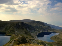The Seven Rila Lakes (The Kidney)