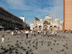 Piazza San Marco, Venezia