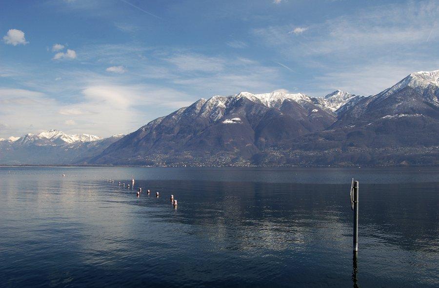 Locarno and Lake Maggiore